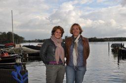 Jachthaven Anouk en Lies nov 2011